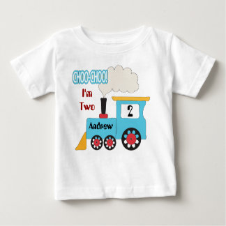Choo Choo Train Birthday Shirt