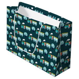 Choo Choo Train Gift Bag - Large, Glossy