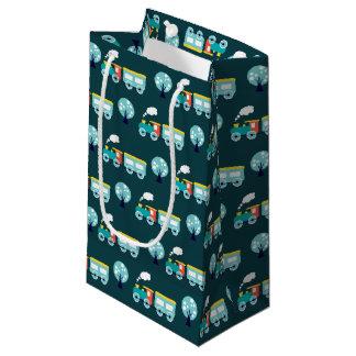Choo Choo Train Gift Bag - Small, Glossy
