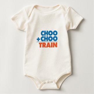 Choo Choo Train Math Romper