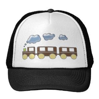 Choo Choo Train Mesh Hats