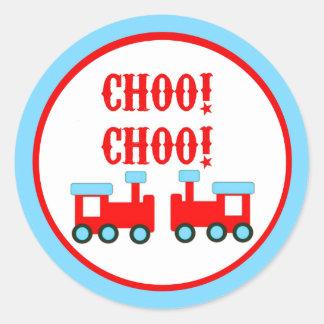Choo Choo Trains Stickers