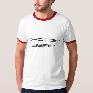 choose again t-shirt