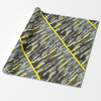 Choose Color Blizzard Wrapping Paper
