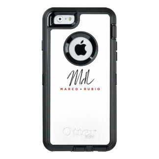 Choose Color: Otterbox Defender Marco Rubio series OtterBox Defender iPhone Case
