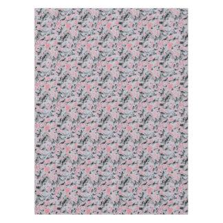 Choose Color Snow Camo Tablecloth