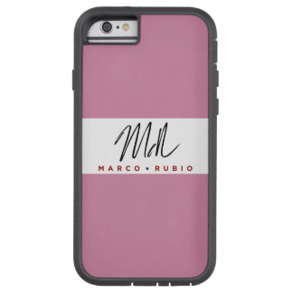 Choose Color:Water-Proof Marco Rubio Iphone 6 case