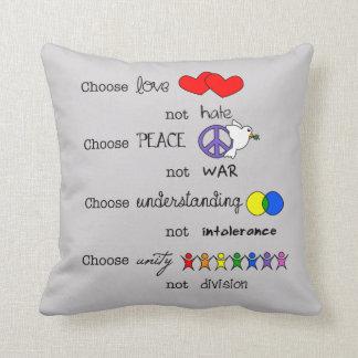 Choose Cushion