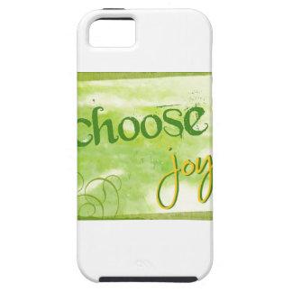 Choose Joy iPhone 5 Covers