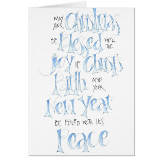 Choose Joy Christmas Card