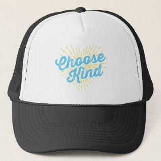 Choose Kind Trucker Hat
