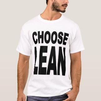 Choose Lean T-Shirt