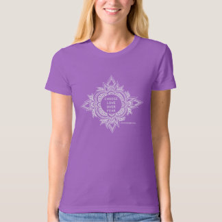 Choose Love Organic T-shirt