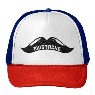 Choose Mustache or Moustache Cap