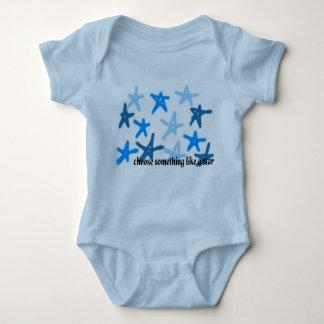 Choose Something Like A Star. Baby Bodysuit