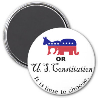 Choose the Constitution Magnet