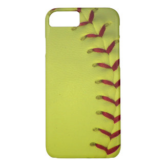 Choose Your Color Baseball - Softball iPhone 7 Case