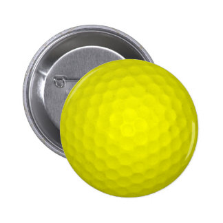 Choose Your Color Golf Ball Pinback Button