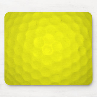 Choose Your Color Golf Ball Mouse Pad