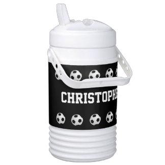 CHOOSE YOUR COLOR Igloo Beverage Cooler Soccer