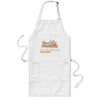 Choose your ingredients wisely Apron