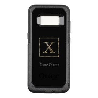 Choose Your Own Diamond Cut Metal Initial Samsung