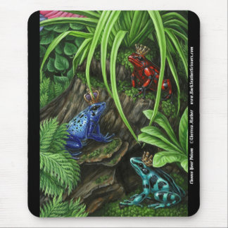 Choose Your Poison Mousepad - Frogs!