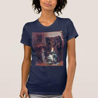 Chopin By Albert Von Keller T-shirts
