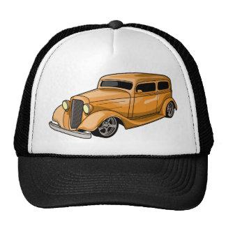 Chopped Hot Rod Trucker Hat
