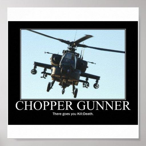 chopper gunner - photo #28