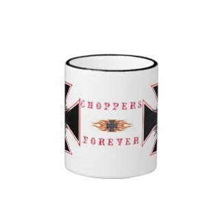 chopper maniac mug