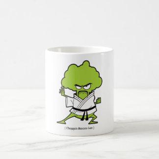Choppin_Brocco_Lee_Tee Coffee Mug
