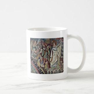 Chor Mosaics At San Vitale In Ravenna, Szene: Mose Mugs