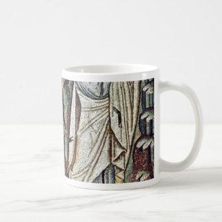 Chor Mosaics At San Vitale In Ravenna, Szene: Mose Mug