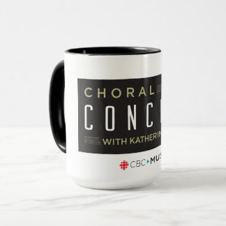 Choral Concert Mug