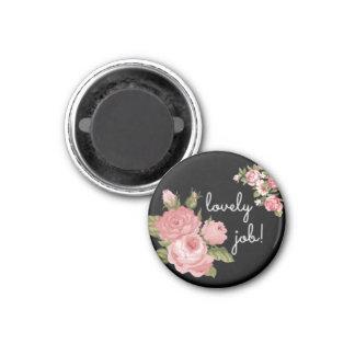 chore chart magnet!!!  job complete!!! 3 cm round magnet