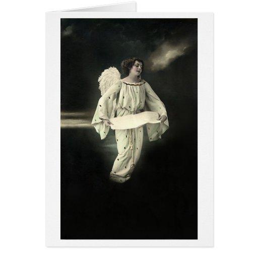 Chorus of Angels Card