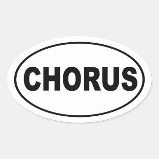 Chorus Stickers