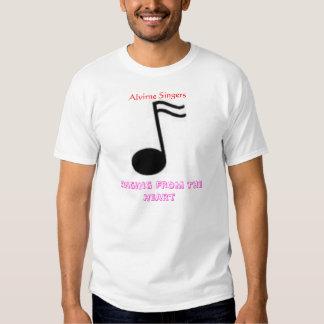 Chorus T-shirts