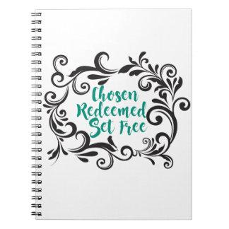 Chosen Prayer Journal
