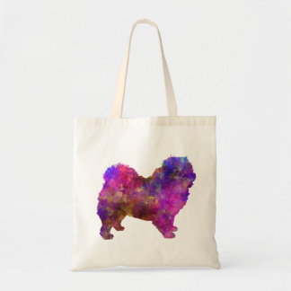 Chow-chow 01 in Watercolor 2 Tote Bag