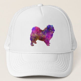 Chow-chow 01 in Watercolor 2 Trucker Hat
