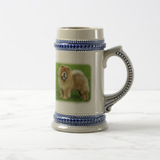 Chow Chow 9B008D-06 Beer Stein