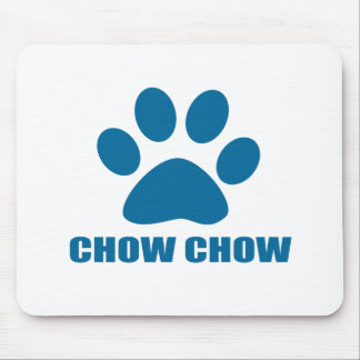 CHOW CHOW DOG DESIGNS MOUSE PAD