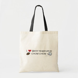 CHOWCHOW TOTE BAGS