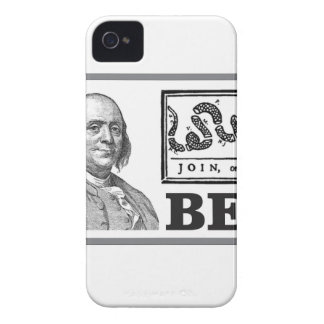 chpped snake ben iPhone 4 Case-Mate cases