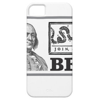 chpped snake ben iPhone 5 case