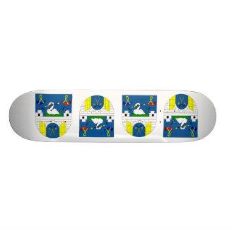 Chrastava, Czech Skate Board Deck