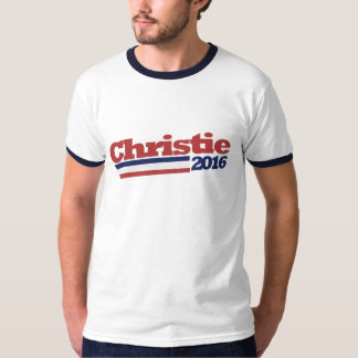 Chris Christie 2016 T-Shirt