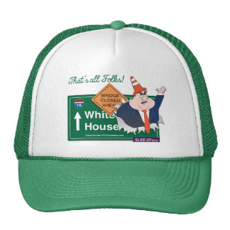 Chris Christie Bridgegate trucker hat
